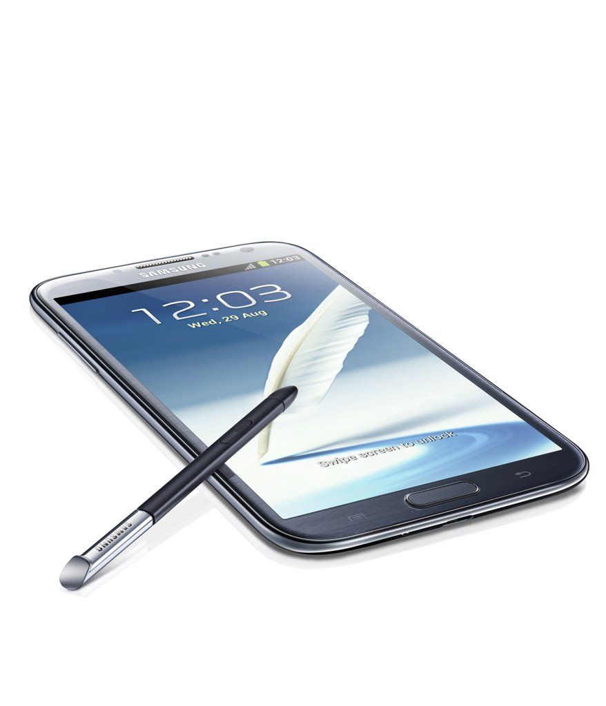 Samsung reveals new Galaxy Note II