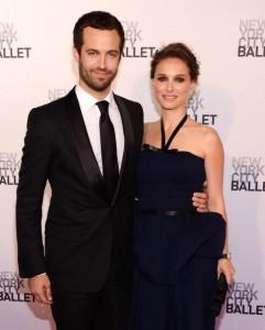 Natalie Portman & Benjamin Millepied Wed!