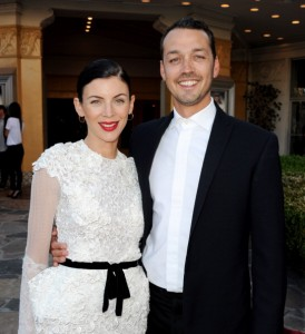 Rupert Sanders and Liberty Ross Reunite in Beverly Hills