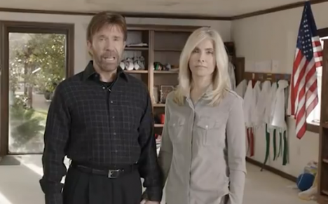 Chuck Norris: Obama Reelection Will Bring '1,000 Years Of Darkness'