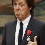 Paul McCartney awarded France's highest honor