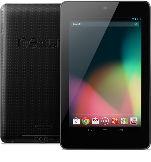 Google and Asus may be building a $100 Nexus tablet