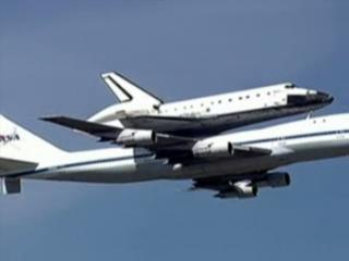Space shuttle Endeavour to enter California Science Center