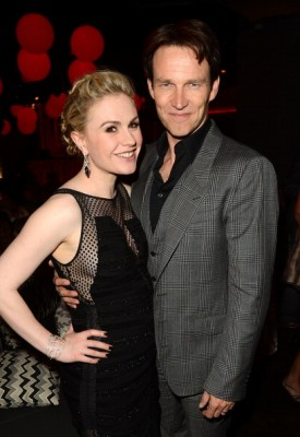 Anna Paquin & Stephen Moyer Welcome Twins!