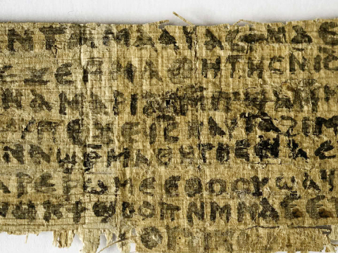 Jesus wife papyrus: Was Christ married?