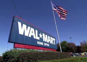 Walmart to hire more than 50,000 for U.S. holiday rush