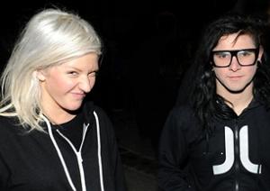 Ellie Goulding and Skrillex Reportedly Split