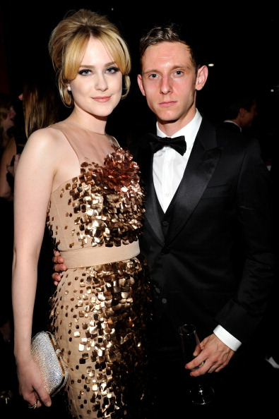Evan Rachel Wood & Jamie Bell Wedding