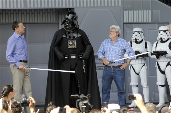 The Walt Disney Company Acquires Lucasfilm; Star Wars: Episode VII Set for 2015