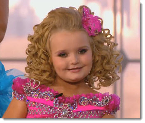 Honey Boo Boo Makes Late Night Debut on Jimmy Kimmel, Endorses Obama (VIDEO)