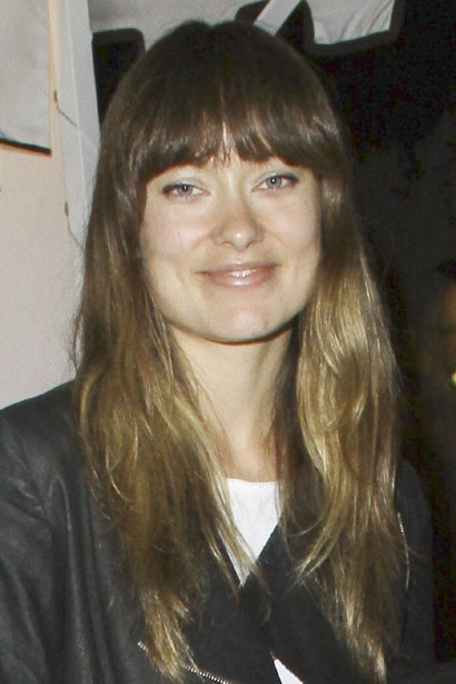 Olivia Wilde without makeup