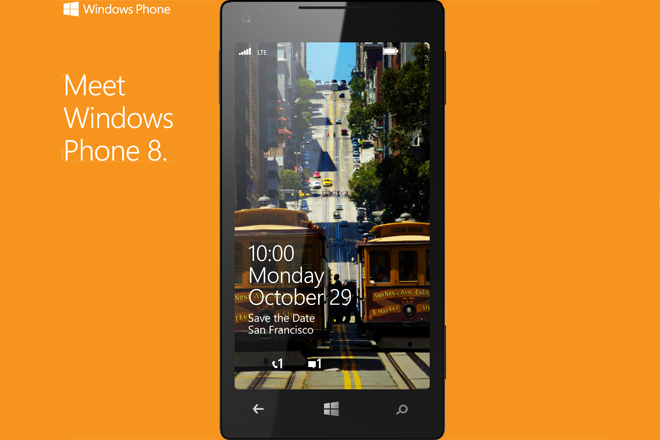 It's Official: Windows Phone 8 Event Set for Oct. 29