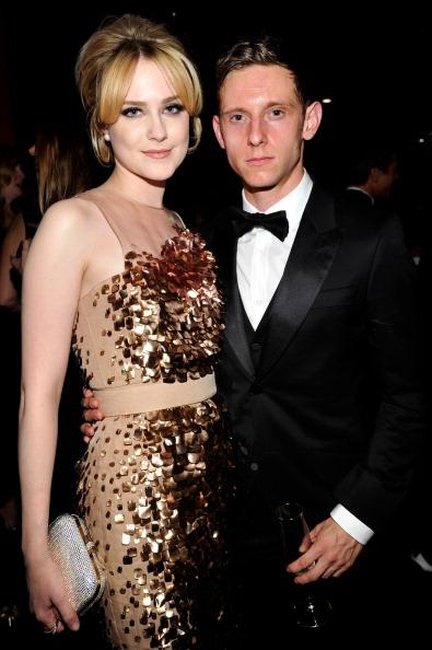 Evan Rachel Wood and Jamie Bell Robbed