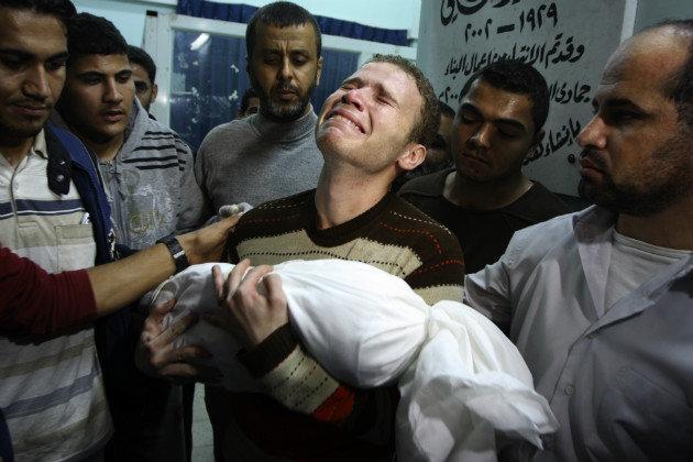 Gaza BBC Journalist Son Killed in Israel Attack