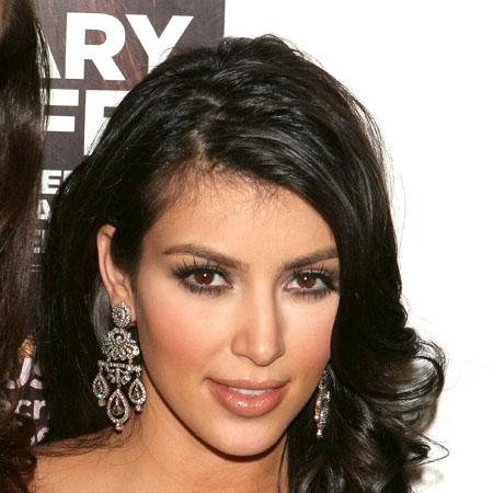 Kim Kardashian Most Searched on Bing