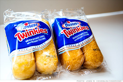 Stores Begin to Sell out of Twinkies, Hostess Products