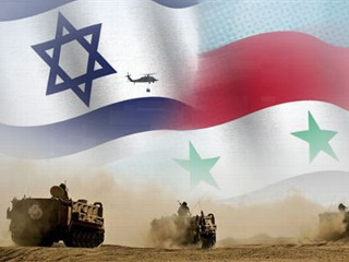 Israel drawn into Syria fighting for first time
