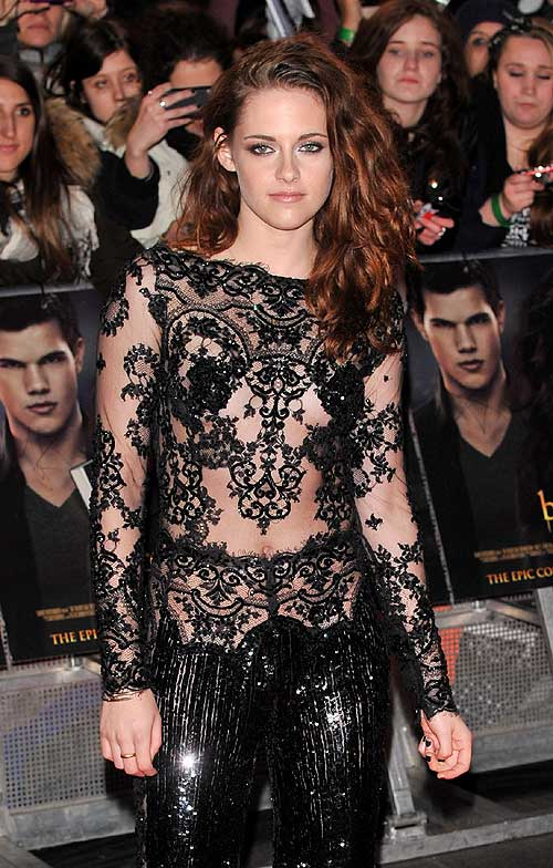 kristen stewart see-through sexy
