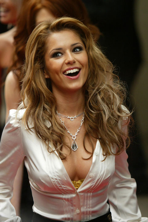 Cheryl Cole Sues 'The X Factor'