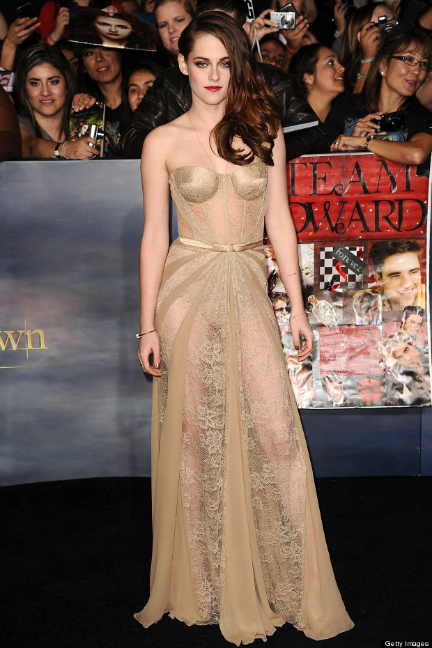Kristen Stewart Sexy Gown/Dress Auction