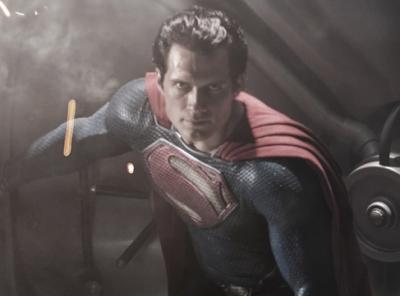 Man of steel Superman new movie trailer