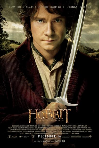 The Hobbit: An Unexpected Journey Tops Box Office for Second Week
