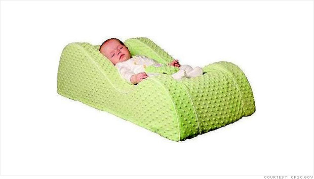 Nap Nanny baby recliner recall following reports of 5 infant deaths