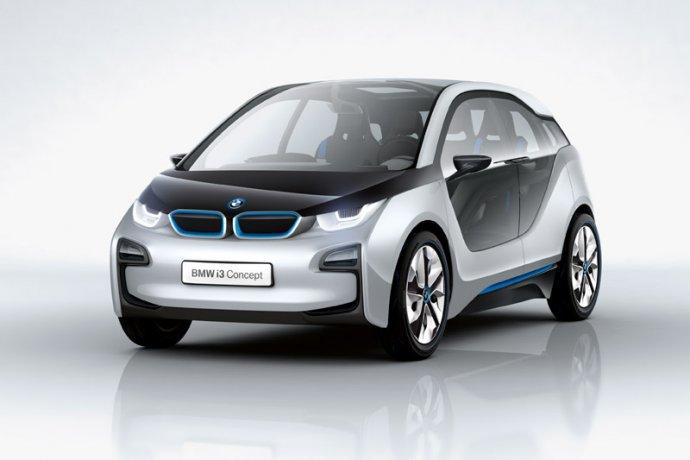 BMWi i3 Hatchback Electric Car