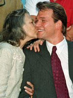 Patsy Swayze & Patrick Swayze