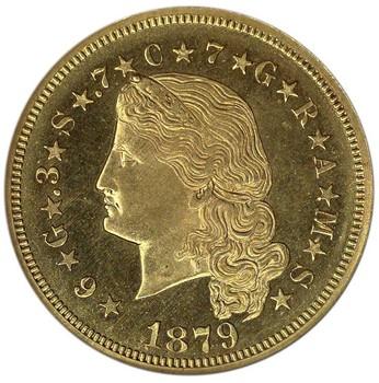 rare $4 gold coin