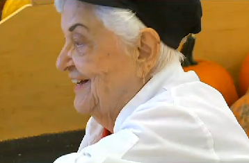 95-Year-Old Target Employee Retires After Working For 45 Years!