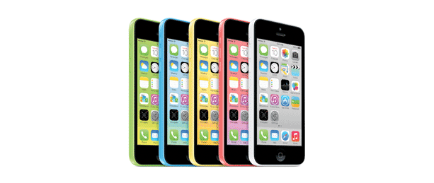 iPhone 5C will be Free on Black Friday 2013