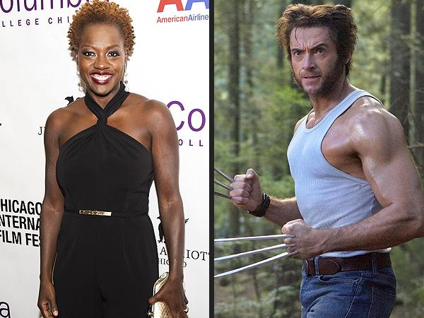 Viola Davis follows Hugh Jackman's diet