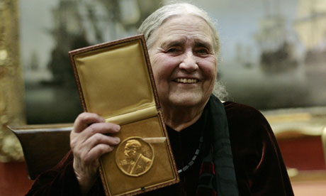 British Novelist Doris Lessing Dies at 94