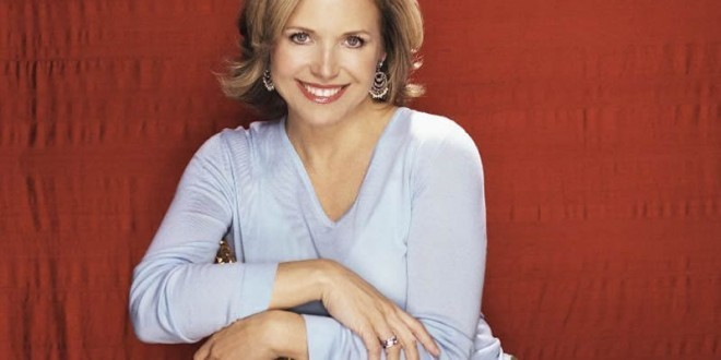 Katie Couric Named Yahoo Global Anchor