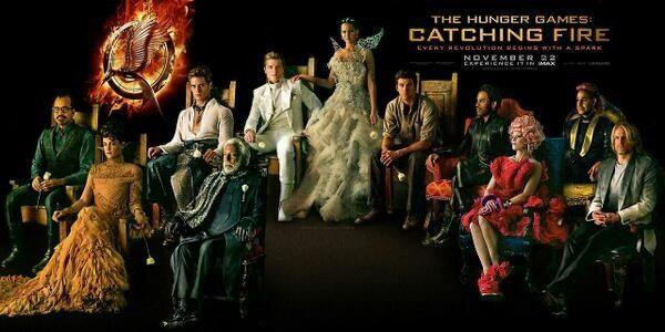 The Hunger Games: Catching Fire Premiere – Red Carpet Photos!