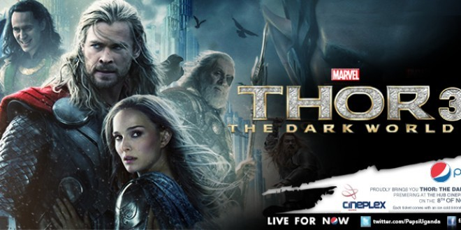 Thor: The Dark World Zooms To Top in Box Office with $86 Million!