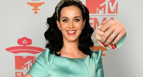 Is Katy Perry Engaged??