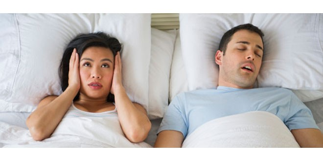 5 Things to Help You Stop Snoring