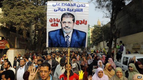 Egypt's Muslim Brotherhood Declared Terrorists!