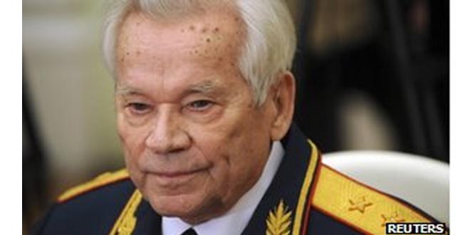 Mikhail Kalashnikov Inventor of Assault Rifle Dies