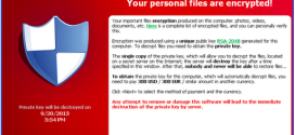 Virus That Encrypts File and Asks Ransom Infects 250,000 PCs!