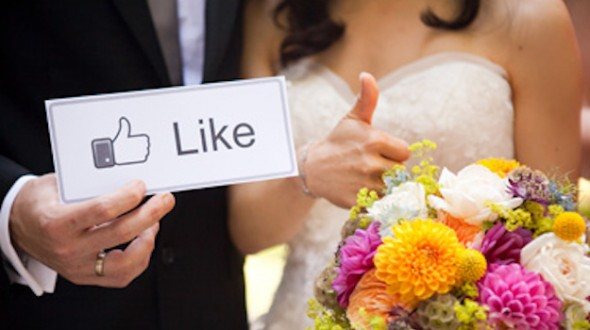 Father of bride requests dowry of one million Facebook Likes