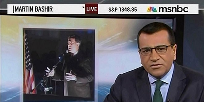 Martin Bashir Quits Over Sarah Palin Remarks!