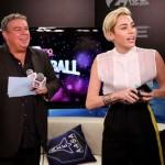 Z100 Jingle Bell Miley Cyrus - Photos