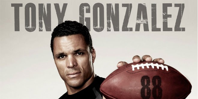 Tony Gonzalez's Final Game on NFL This Sunday
