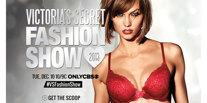 Victoria's Secret Fashion Show 2013 – WATCH LIVE STREAM!