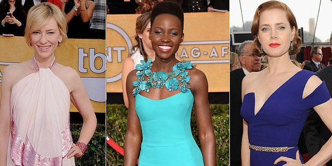 2014 SAG Awards Red Carpet Photos!