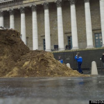 French-Manure-Protest