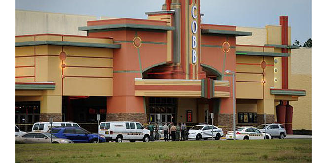 Movie Theater Shooting: Ex-Cop Shoots for Texting!?